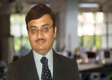Saurabh Doshi, Associate Partner <br> Indirect Tax