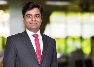 Abhishek Anand, Partner <br> Indirect Tax