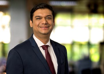 Yogesh Sharma, Deputy Managing Partner <br> Leader - TMT (AsiaPac)