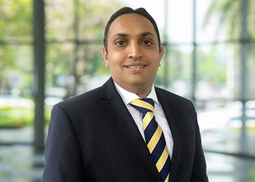 Saumil G Shah, Partner <br>Cyber Security & IT Governance