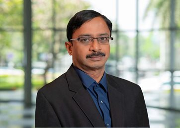 Srinivasan Muthusubramanian, Director <br> Indirect Tax