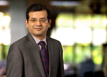Samir Sheth, Partner and Head <br> Deal Advisory Services